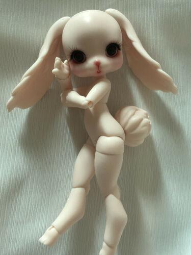 1//8 BJD Doll SD Doll dollsoom Leepy Free Face Make UP+Eyes-Neutral Color