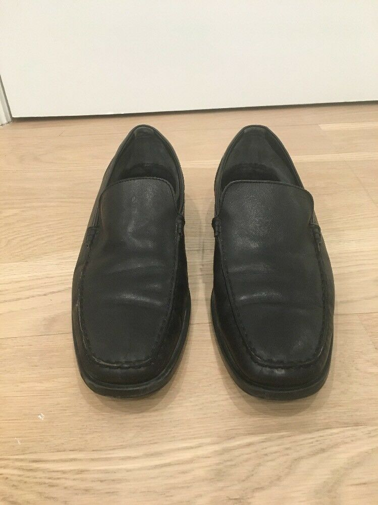 Tod'S Zapatos para Hombre de Cuero Negro