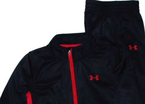 Under Armour Jacket Pant Boys Athletic Sport Active wear Track Suit Warm Up