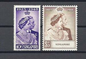 SINGAPORE-1948-SG-31-2-RSW-MNH-Cat-110-75