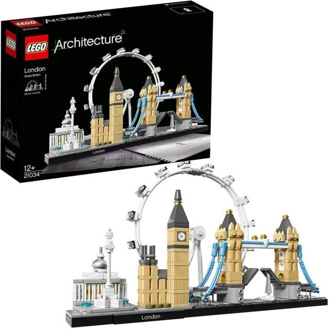 LEGO 21034 Architecture London Skyline Model Building Set - NEW