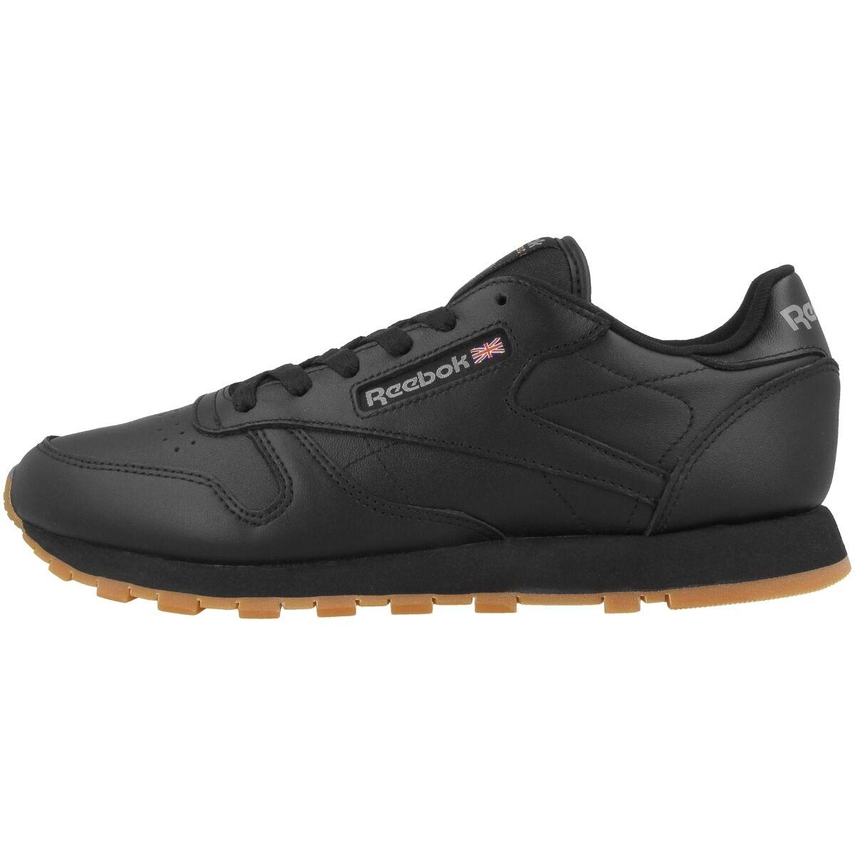 Reebok Reebok Reebok Cuero Clásico Zapatos de 49804 Dama ZAPATILLAS DEPORTIVAS 0e208a