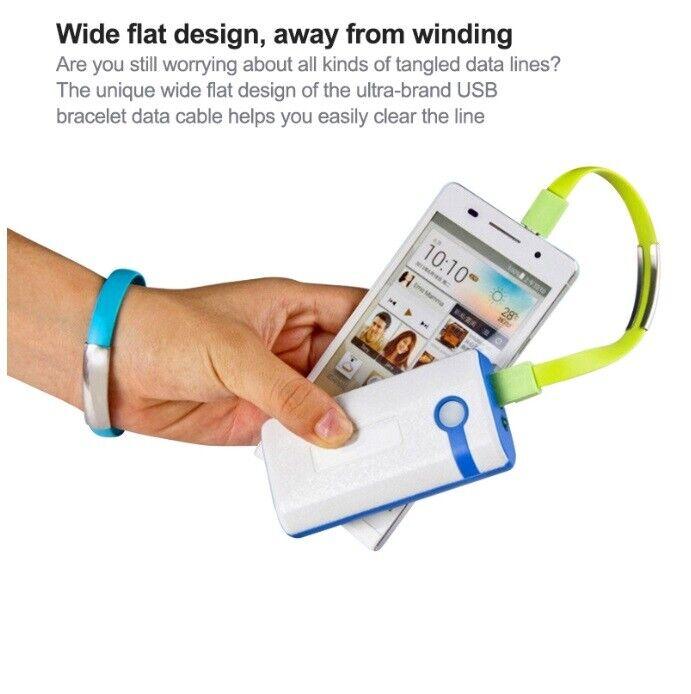 Oplader, t. iPhone, iPad charging Armbång