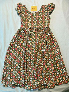 Dot Dot Smile DDS Girl's Empire Dress size 7 (#27, #28)