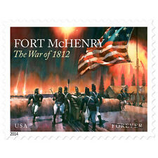 2014 49c The War of 1812: Fort McHenry Scott 4921 Mint F/VF NH