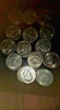 ✯5 Eisenhower Ike Coins MIX SILVER DOLLAR LOT 1971-1978 FIVE Coin SET P D 1976✯