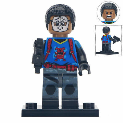 WILD DOG DC COMICS MINI FIGURE USA SELLER NIP CAN PLAY WITH LEGO`S