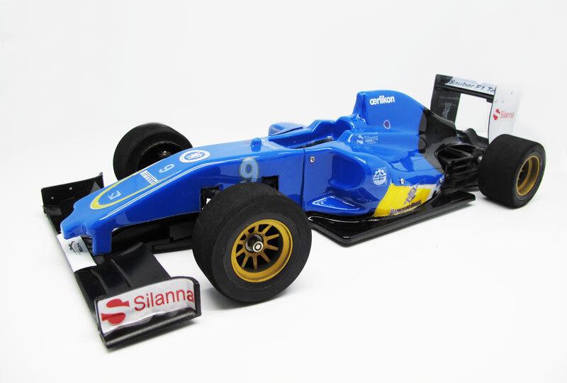 1 10 RTR Prepainted  2015 Sauber F1 C34 RC corpo for Tamiya F104 RC auto  vendite dirette della fabbrica