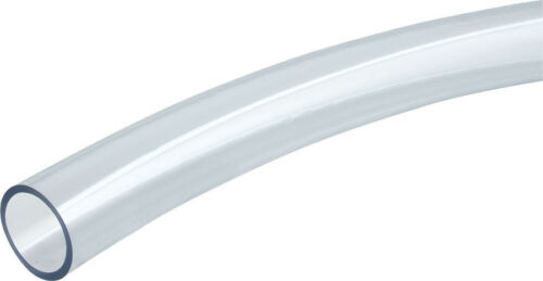 """FUEL CELL FILLER HOSE VENT CLEAR 2-1//2 ID X 3.0/""""OD X 5/'ft 1//4/"""" THK WALL ALL40170"""