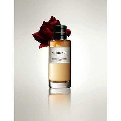 AMBRE NUIT by CHRISTIAN DIOR 125ml/4.2oz ***BRAND NEW***