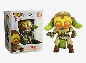 OVERWATCH-Orisa-FUNKO-POP-Super-sized-Vinyl-Figure-352-Toy-In-stock