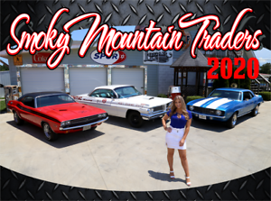 2020-Smoky-Mountain-Traders-Calendar-Classic-Cars-Muscle-Cars-amp-Our-Models