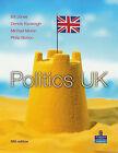 Politics UK by Bill Jones (Paperback, 2004)