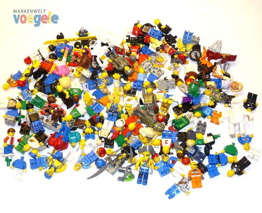LEGO®  0,5 kg Figuren Figurenteile und Zubehör 0,5 Kilo Figur  TOP (2.)