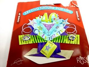 3D Pop Up Greeting Card By Second Nature