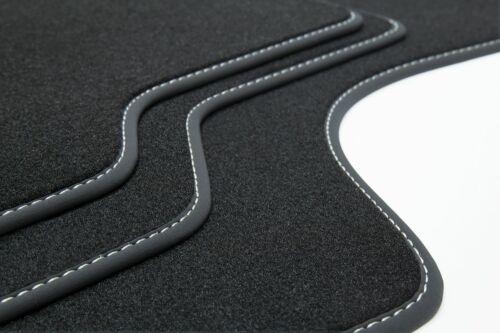 2004-2011 Exclusive Fußmatten für BMW 1er E87 5-Türer Schrägheck Bj