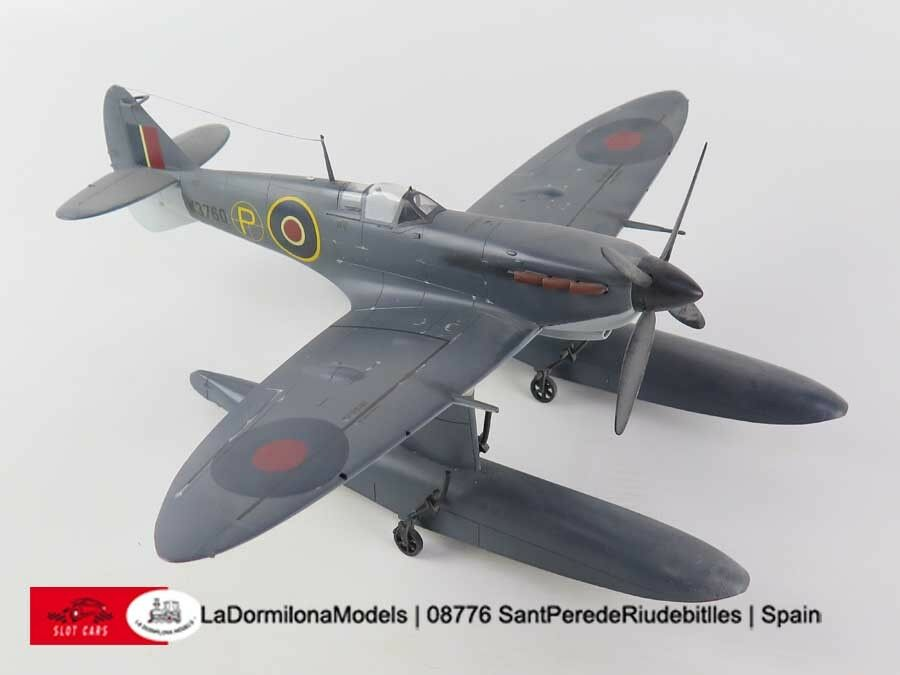 P337 Resin/Plastic Gartex Supermarine Mk.Vb on Floats - 148 BUILT