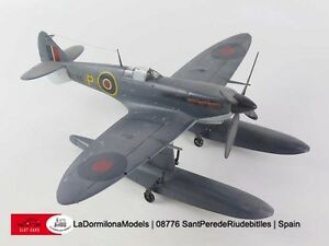 P337 Résine / plastique Gartex Supermarine Mk.vb On Floats - 1:48 Built