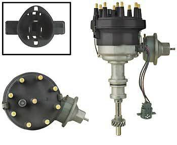 New Distributor for Ford Lincoln Mercury 1976-1987 W/ 351 5.8 400 6.6 460 7.4