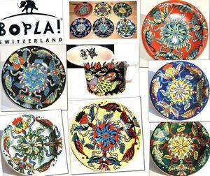 ROSETTA-BOPLA-Porzellanteller-Unterteller-gt-Tasse-MUG