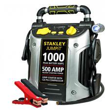 Battery Jump Starter Air Compressor Car Portable Charger Booster 700/1000Amp New