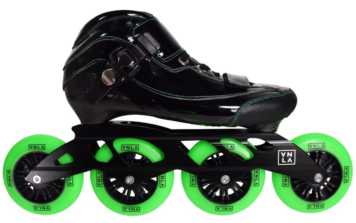 Vanilla Speed Inline Skate - VNLA Loco Verde Inline Skates Men Größe 5-13