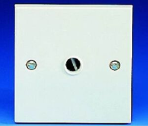 GET-White-Square-Edge-GFOPLATE-20A-Flex-Cable-Outlet-Front-Entry-Plate