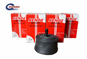 "2.125 Schrader Valve BMX Bike Inner Tube Recumbent 1.95 2PCS KENDA 20/"" x1.75"