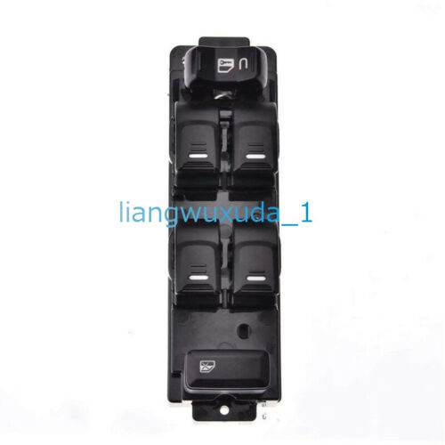 Driver Side Master Power Window Switch OEM 25779767 Fits Colorado Canyon H3