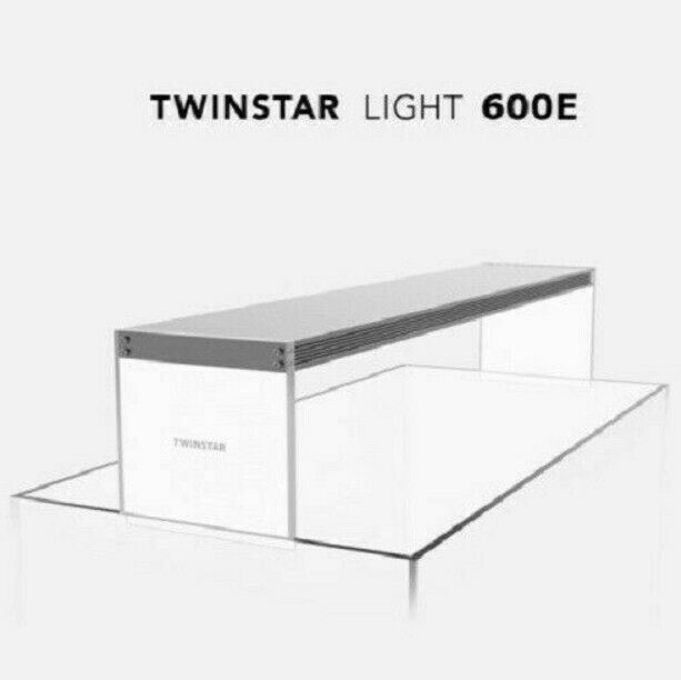 Sale Twinstar Light Hobby 600ES Aquarium Fish Tank LED Water Full Spectrum_igdb