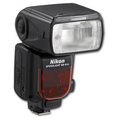 Nikon SB-910 AF Speedlight i-TTL Shoe Mount Flash 4809