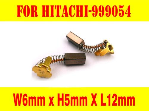 Carbon Brushes For HITACHI 999054 12V 14V 18V WH10DL DS18DL G18DL WH18DL  DV18DL