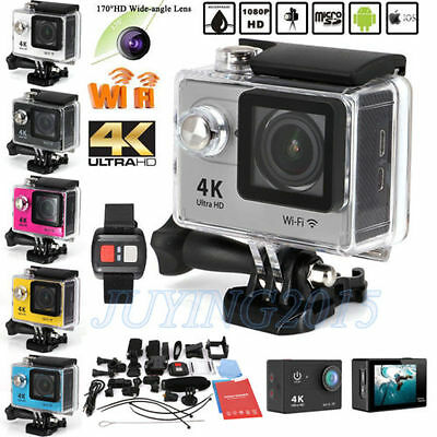 Action camera H9R 4K WiFi 1080P/60fps 2.0 LCD 170 lens Helmet Cam