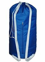 Premium Plus Quality Laundry Bag, 2 Strong Shoulder Straps, Large Size 36x24, B on sale