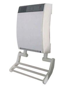 Details zu Kalorik 1850 Watt Elektrischer Handtuchtrockner, Handtuchhalter,  Bad Heizung