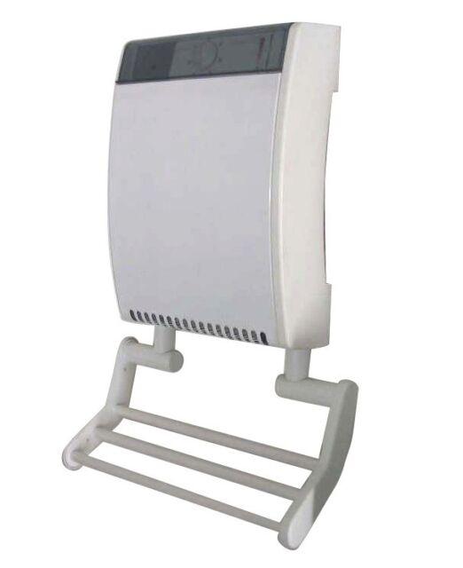 Kalorik 1850 watt elektrischer Handtuchtrockner Handtuchhalter Bad ...