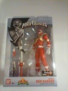 Bandai Power Rangers Legacy Collection Armored Red Ranger...G.S. NIB!