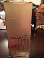 Vintage Weil de Weil parfum PERFUME DE TOILETTE 4 oz 118 ml Spary