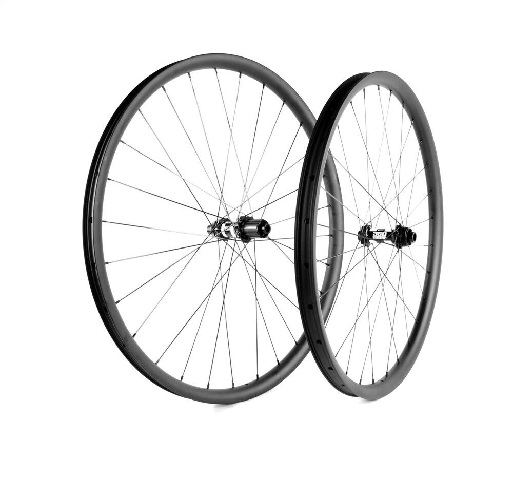 29ER carbon mountain bike wheelset for AM XC 33mm width Dt swiss 350s MTB hub