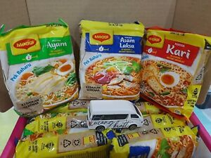 MAGGI Malaysian Favourite Instant Noodle. Best Culture Food