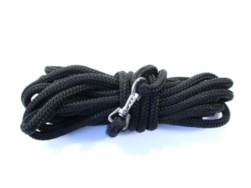 3 Strong Dog Extra Long 2 Champion 5 M Training Rope Leash Trigger Clip