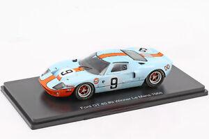 FORD-GT-40-Gulf-9-vincitore-24h-LEMANS-1968-Rodriguez-Bianchi-1-43-SPARK