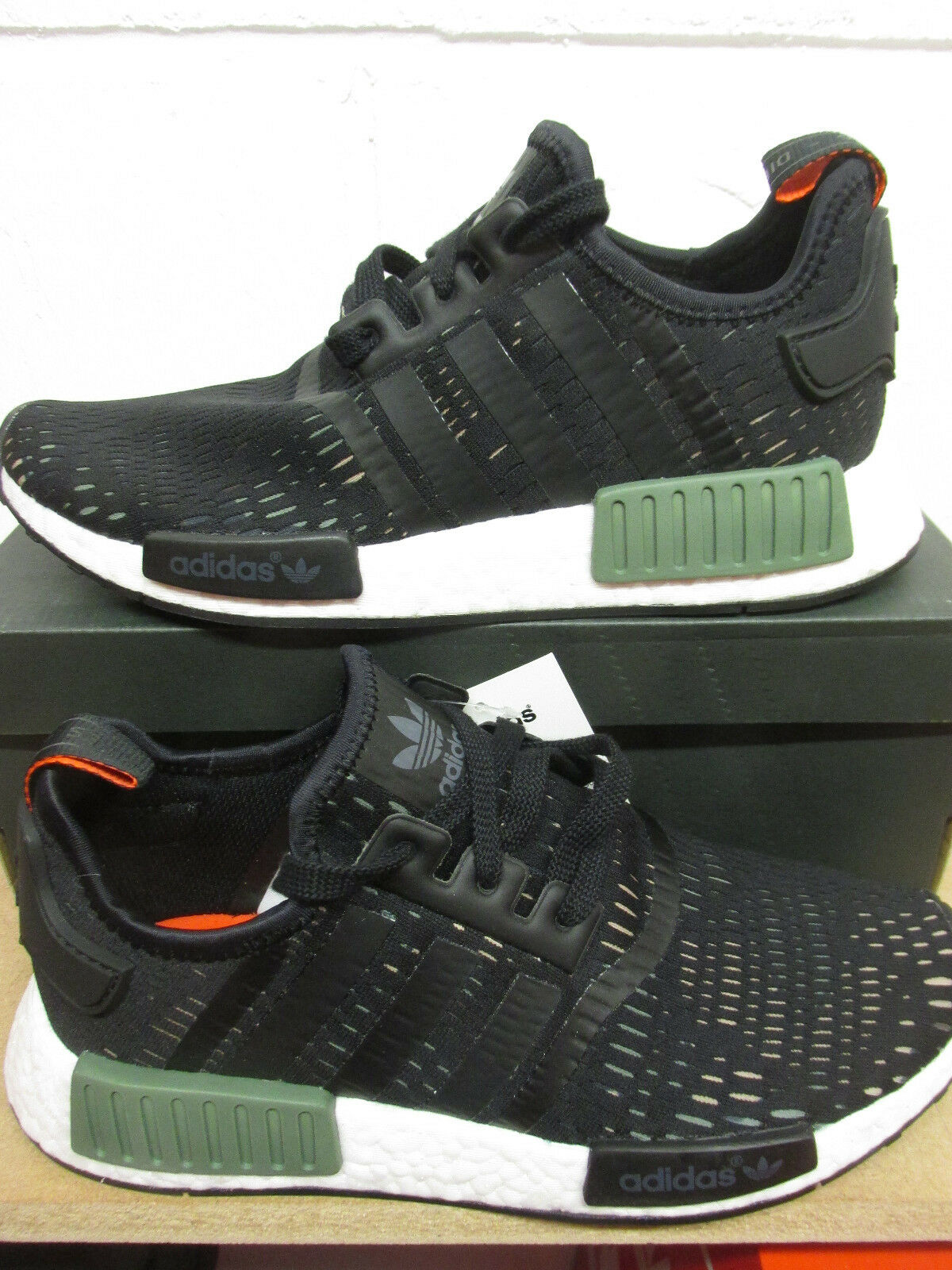 1839375a03 Adidas originali nmd r1 Uomo formatori bb1357 scarpe scarpe ...