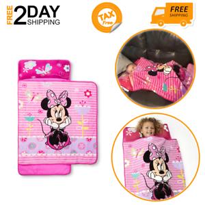 Nap-Mat-For-Toddlers-Minnie-Mouse-Kids-Girls-Kindergarten-Preschool-Sleeping-Bag