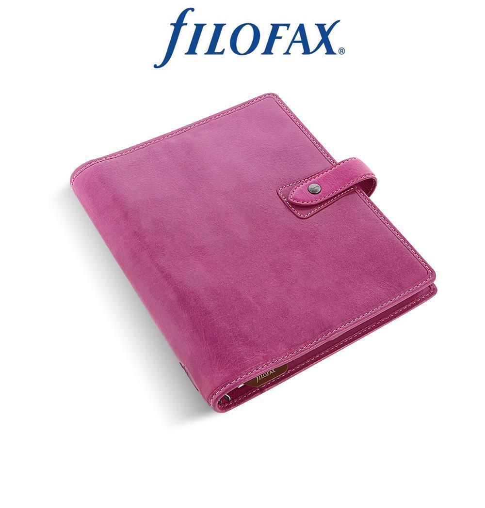 Filofax Malden Organiser (A5), Zeitplaner, Kalender edles Buffalo leder 26029   Lebhaft    Charakteristisch    Angemessene Lieferung und pünktliche Lieferung