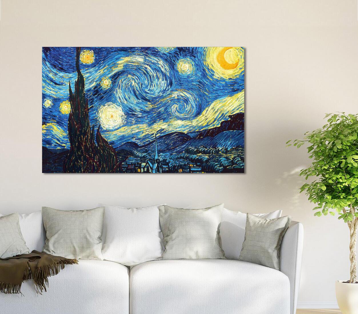 3D Van Gogh Ölgemälde Poster 78 Fototapeten Wandbild BildTapete AJSTORE DE Lemon | Verschiedene aktuelle Designs  | Vogue  | Einfach zu spielen, freies Leben
