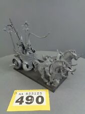 Warhammer Age of Sigmar Warriors of Chaos Chariot 490