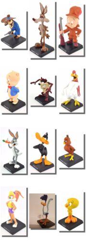Looney Tunes Cartoon chiffres 8-10 cm de hauteur très rare de production
