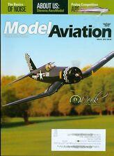 2013 Model Aviation Magazine: eWeek at Triple Tree Aerodrome/The Basics of Noise