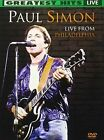 Paul Simon Live From Philadelphia 5036369806798 DVD Region 2